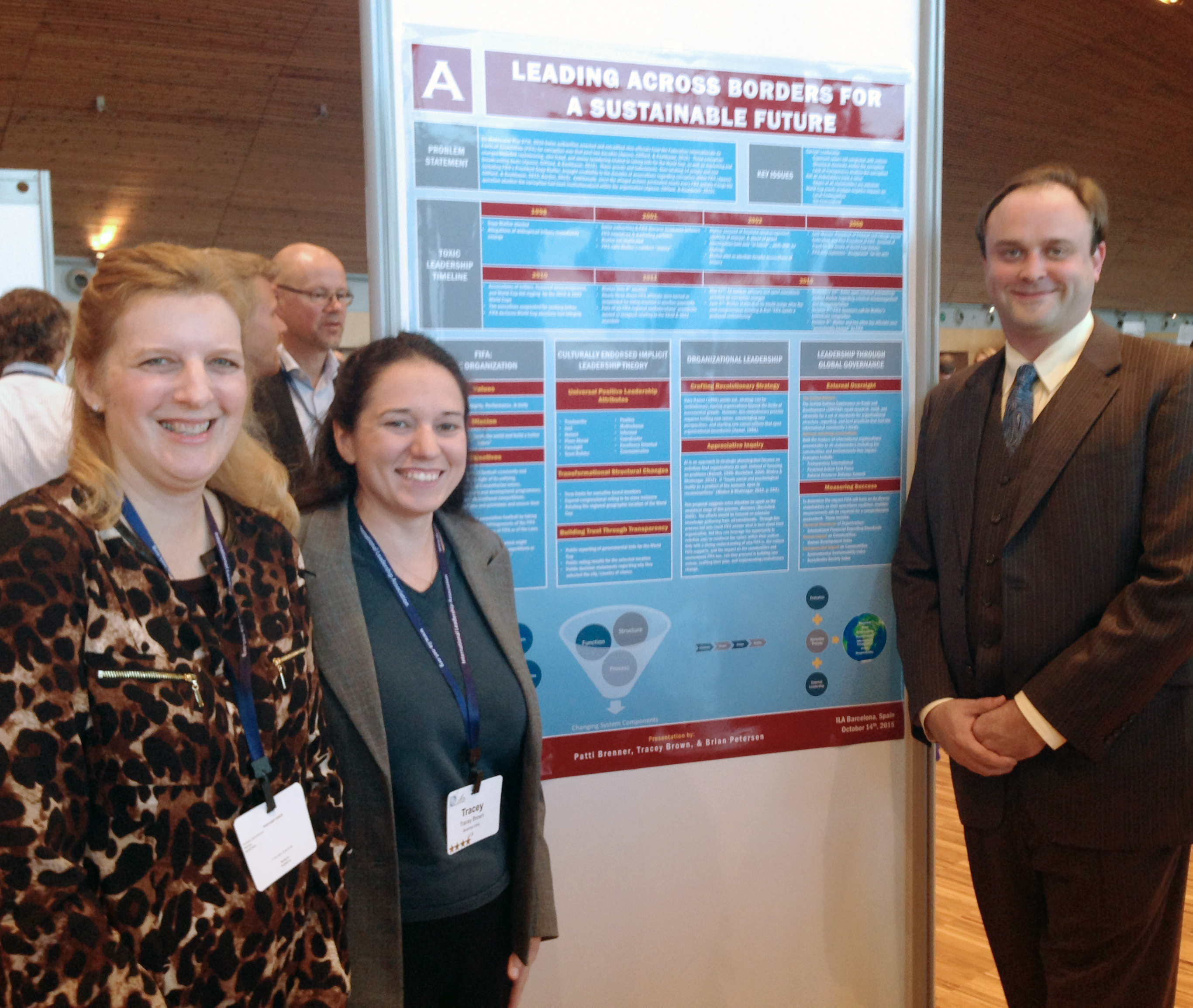 2015 ILA Graduate Student Case Competition Winners