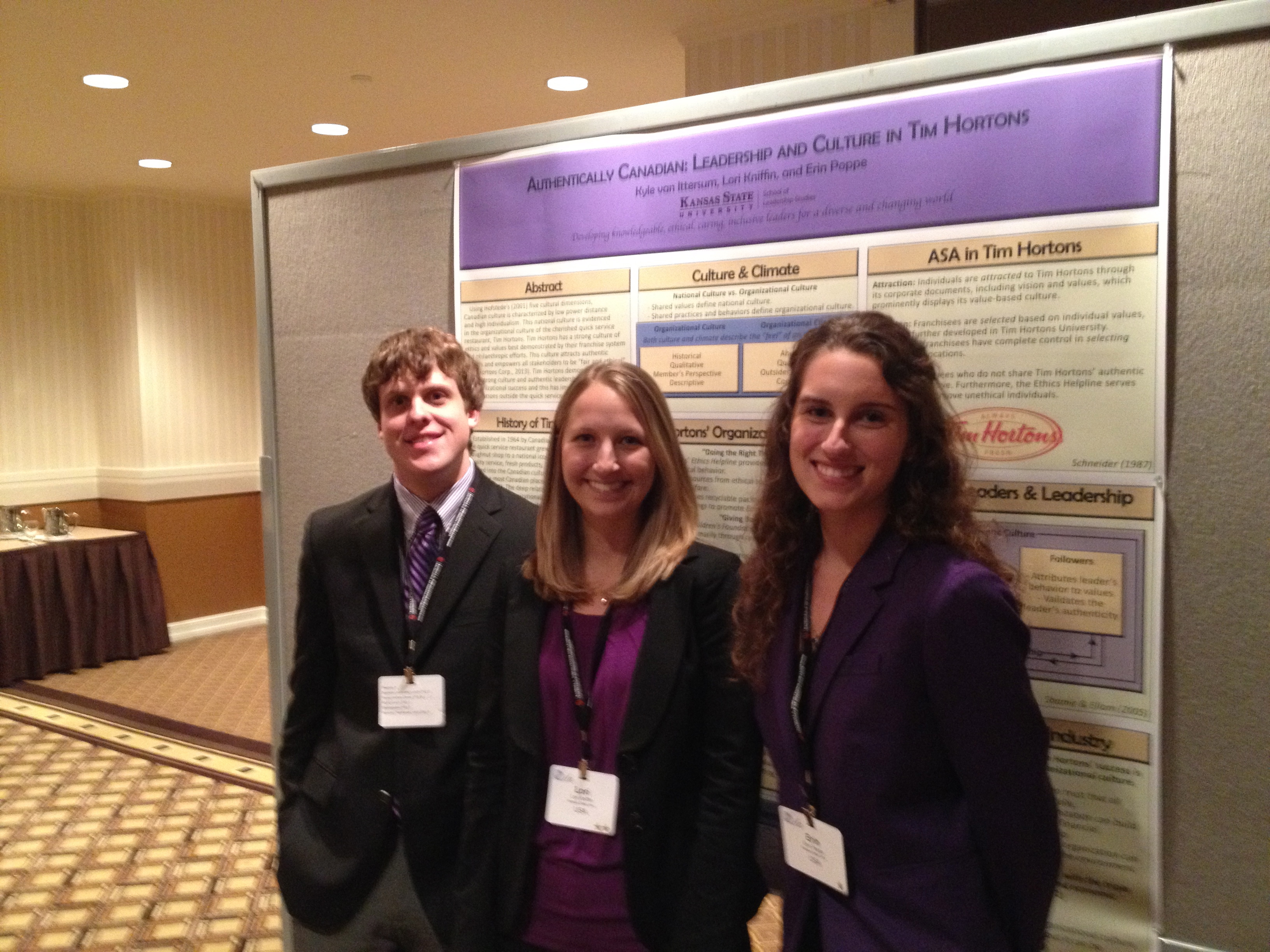 2013 ILA Graduate Student Case Competition Winners