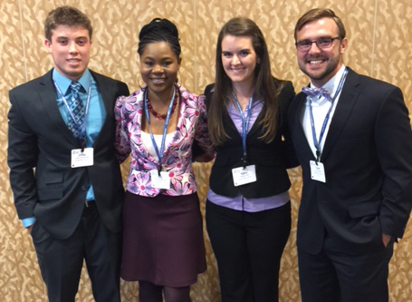 2014 ILA Graduate Student Case Competition Winners
