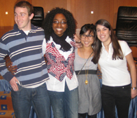 2009 ILA Undergraduate Student Case Competition Winners