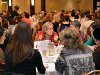 Women and Leadership Affinity Group Luncheon