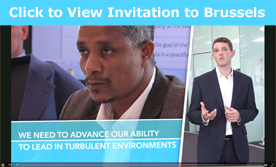 Click to View Invitation to Brussels