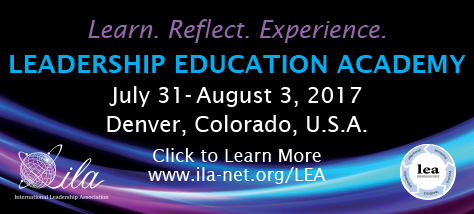 ILA Leadership Education Academy - July 31 to August 3