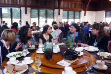 Facilitated Conversation Lunches at the 2015 Women and Leadership Conference