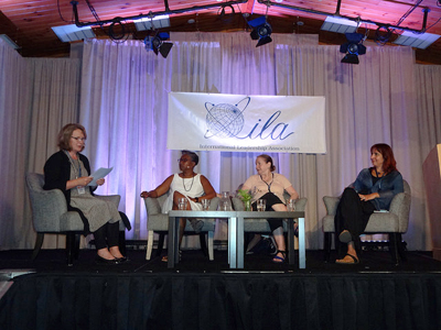 Advancing Women in Leadership: Plenary Panel