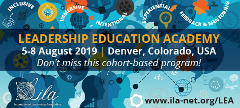 Leadership Education Academy - Denver 2019 - Click for more Information