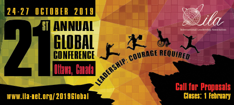 21st Annual Conference - Ottawa 2019 - Click for more Information