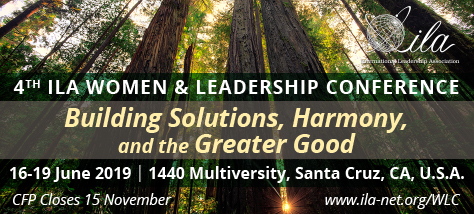 4th Women and Leadership Conference - Click for more Information