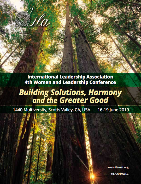 2019 ILA's 4th Women and Leadership Conference Program Book