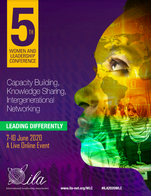 2019 ILA's 4th Women and Leadership Conference Program Book Cover