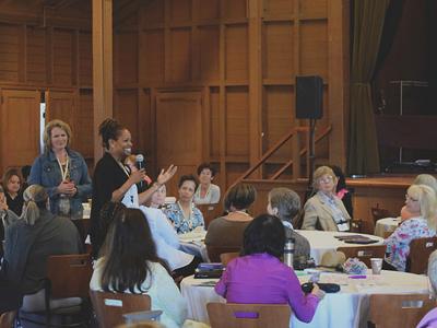 Advancing Women in Leadership: Plenary Panel