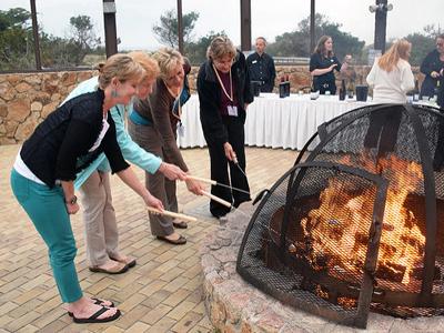 Advancing Women in Leadership: Fireside Chat