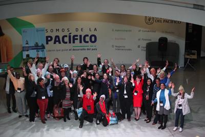 Participants at ILA Lima 2018