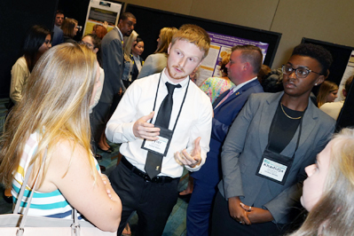 Student Case Competition at ILA 2018