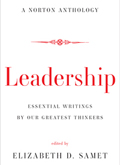 Cover of LEADERSHIP: Essential Writings by Our Greatest Thinkers