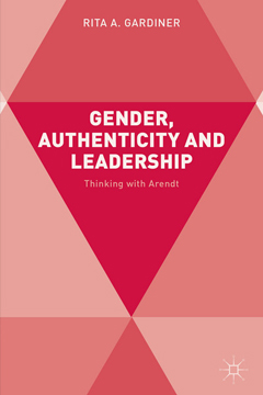 Cover of Gender, Authenticity, and Leadership