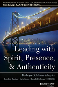 Leading with Spirit, Presence, & Authenticity Bookcover
