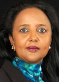 Photo of Ambassador Amina C. Mohamed, Keynote for ILA Pretoria