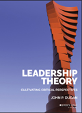 Cover of Leadership Theory: Cultivating Critical Perspectives