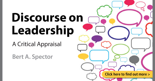 Discourse on Leadership - Learn More