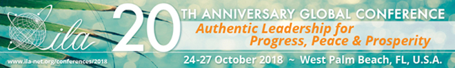 Deadline 1 February- Submit Your Proposal for ILA's 20th Anniversary Conference