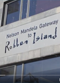 Screen Shot of Nelson Mandela Robben Island from Montagu Study Abroad