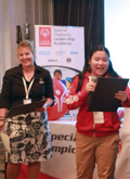 East Asia and Asia Pacific Special Olympics Leadership Academy - Leader 1 Participants in Shanghai, China
