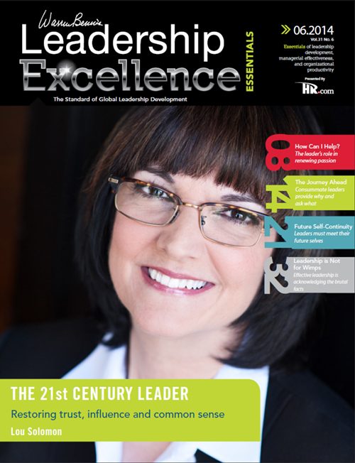 Leadership Excellence June 2014