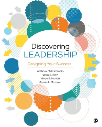 Discovering Leadership Book Cover