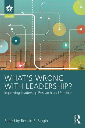 What's Wrong With Leadership Book Cover