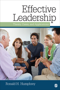Effective Leadership book cover