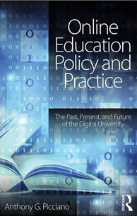 Online Education Policy and Practice book cover
